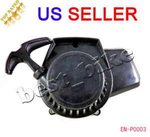 Pull Start Starter ATV Quad Mini Pocket Bike 33 43 47 49 CC 2 Stroke
