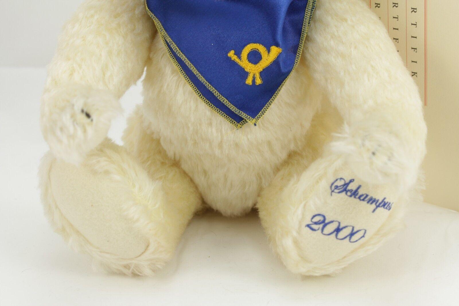 Steiff Teddy Teddybär Schampus 2000 Champagnerbär 995705 32 cm    9 0e66c1