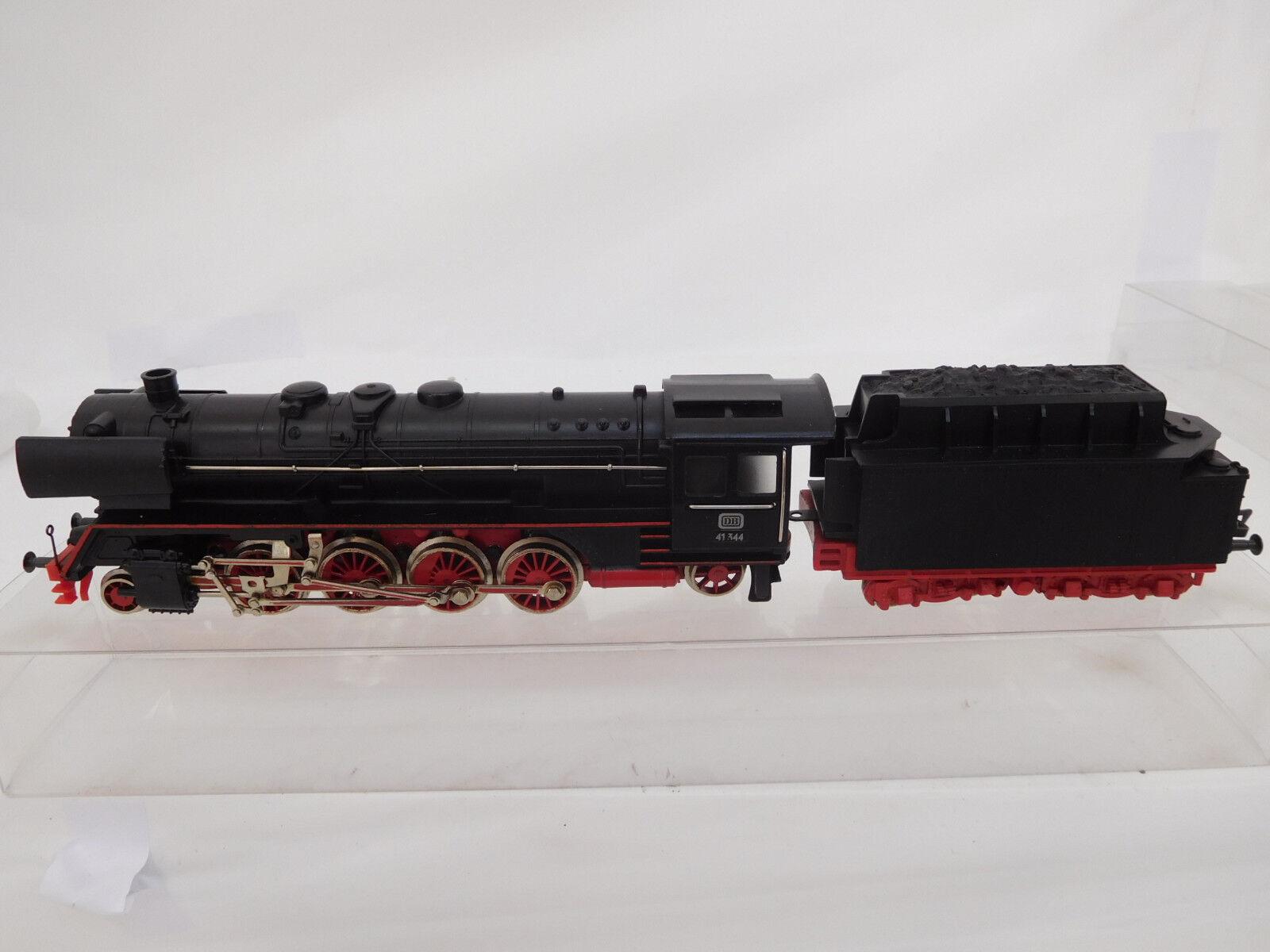 autentico en linea Eso-7401 Fleischmann h0 máquina de vapor DB 41 41 41 344, función, han comprobado  ¡No dudes! ¡Compra ahora!