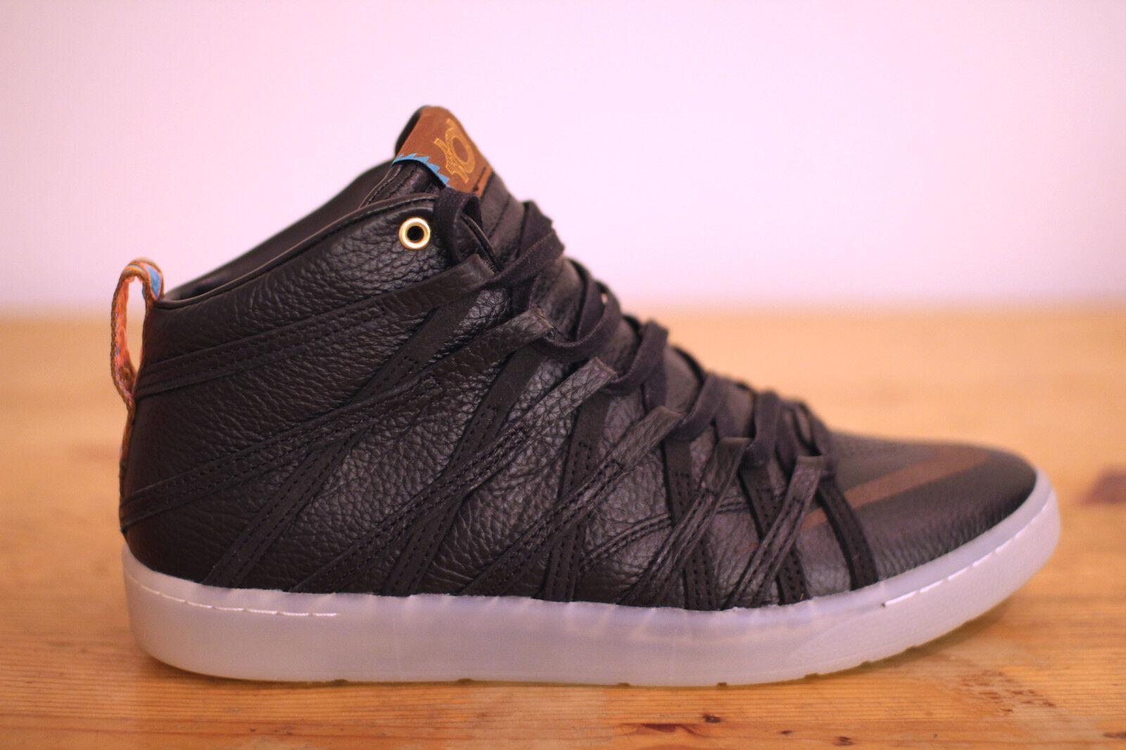 Nike KD VII 7 NSW Lifestyle QS black Gr. 43,44 NEU & OVP