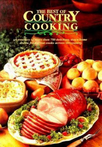 The Best of Country Cooking-ExLibrary