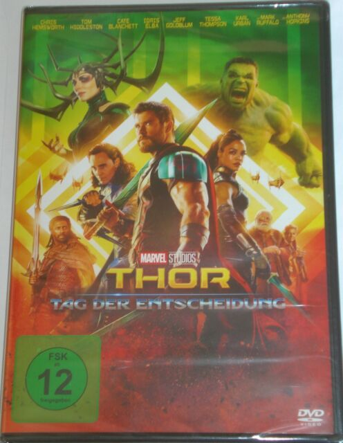 Thor - Tag der Entscheidung NEU OVP