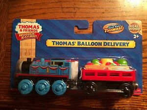Thomas' Balloon Delivery 2 pak New in Pkg. for Thomas Wooden ...