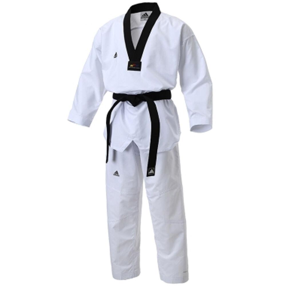 ADIDAS TaeKwonDo TKD FIGHTER Uniform Uniforms Dan Dobok  WTF approved TAE KWON DO  order now lowest prices