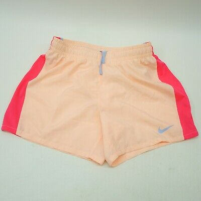 New Nike Youth Tempo Dri-Fit Girl/'s Running Gym Shorts Pink