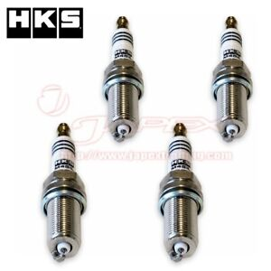 HKS-Super-Fire-M45iL-Spark-Plug-For-COLT-PLUS-Z27W-2004-10-2006-4-4G15-M45iLx4