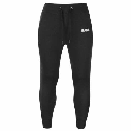 Mens ALWAYS RARE Joggers Jersey Jogging Bottoms Zip New