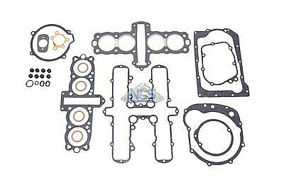 Kawasaki KZ550 Top Bottom End Complete Engine Gasket Set Kit