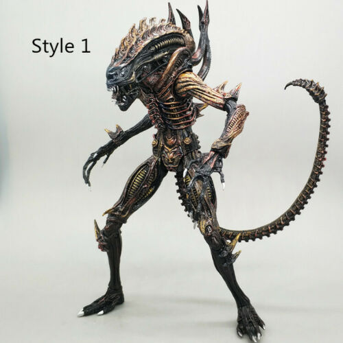AVP2 Alien Xenomorph Queen Action Figure PVC Model Doll Toy With Box Anime Gift