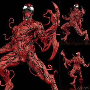 Marvel-Now-Carnage-Spiderman-New-52-Artfx-Kotobukiya-Statue-Action-Figures-Toy