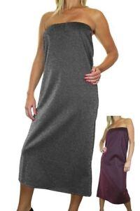 Bandeau-Midi-Maxi-Dress-Stretchy-Glitter-10-16