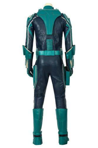 Original Captain Marvel Yon-Rogg Cosplay Costume Halloween Outfit Christmas Suit