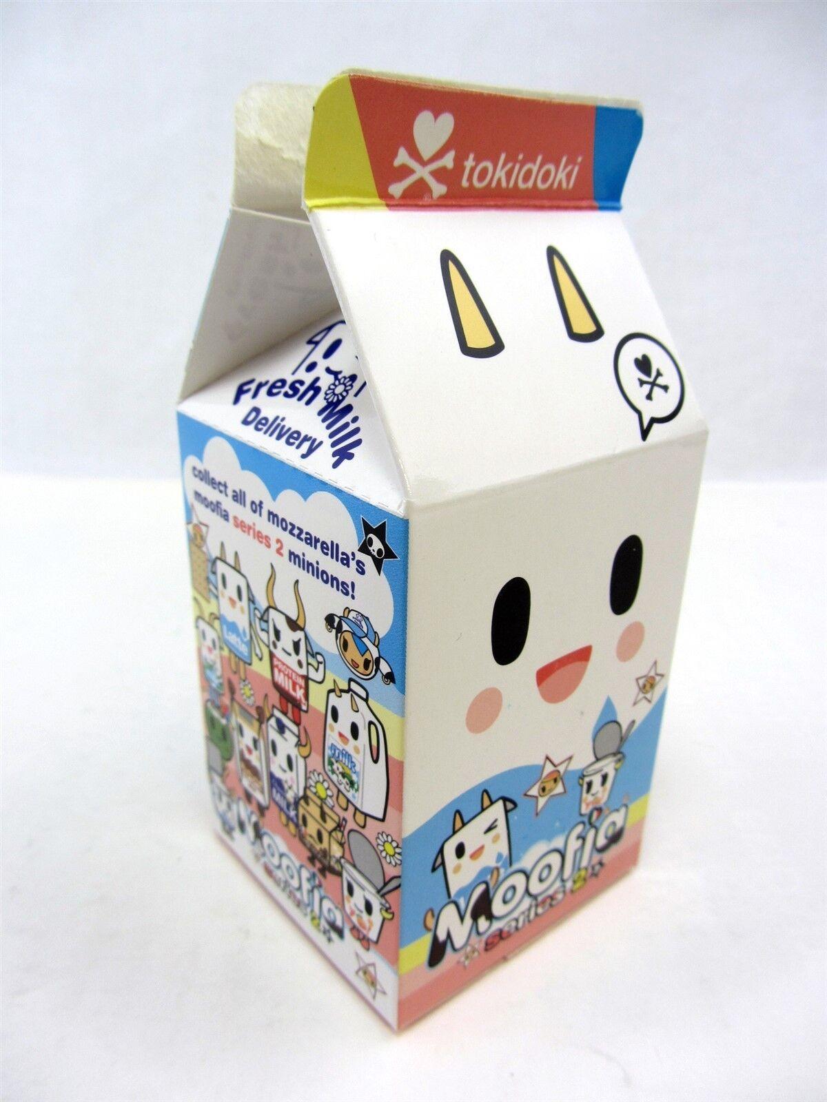 "ALMONDINA Almond Milk w// Palette Cat MOOFIA Series 2 Tokidoki 2.5/"" Vinyl Figure"