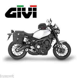 support fixations givi yamaha xsr900 moto xsr 900 quipement route neuf ebay. Black Bedroom Furniture Sets. Home Design Ideas