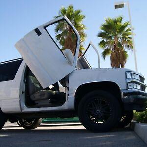 Lambo-Doors-Chevrolet-Tahoe-1995-1999-Partial-Bolt-On-Door-Conversion-kit-VDI