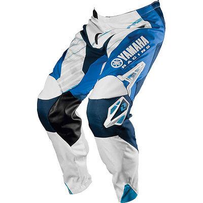 NEW ONE INDUSTRIES CARBON YAMAHA  ATV  MX BMX RACING PANTS  size 32