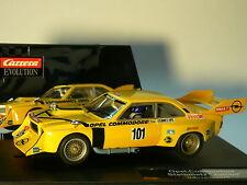 Carrera Evolution 27211 Opel Commodore Steinmetz Jumbo Interserie 1974  NEU