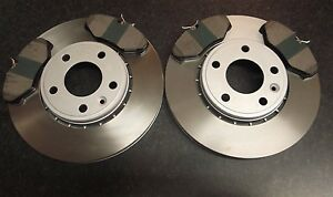 VAUXHALL-VIVARO-QUALITY-FRONT-BRAKE-DISCS-AND-PADS-ABS-RING-please-check-sizes