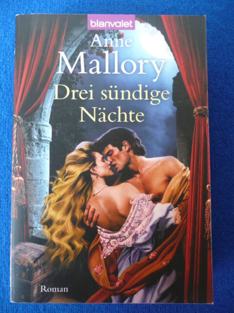 Anne Mallory: Drei sündige Nächte NEUWERTIG