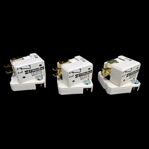 Ferraz Shawmut Microswitch//Micro-Contact X310014C NEW Pack Of 3 MS 3V 1-5