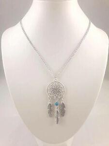 collier long fantaisie pour femme