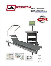 Burdick Quest Stress Test System Withtreadmill Remanufactured 18months Warranty