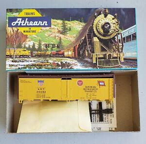 Athearn-HO-Scale-American-Refrigerator-Transit-40-Reefer-Kit-5029-ART-36084