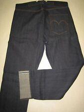 Levi's Vintage LVC 1890 501XX jeans.  Dark, raw denim, white selvedge 39W / 39L