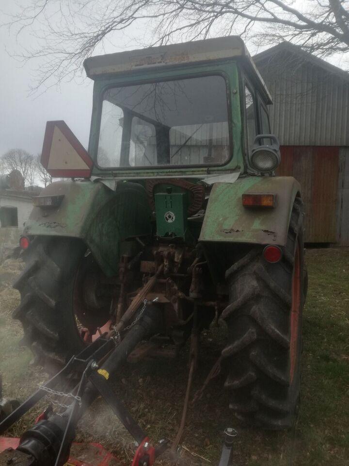 Veteran traktor, Deutz D5006