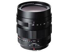 Cosina Voigtlander Nokton 42.5mm F0.95 Lens Micro 3/4 Mount Japan Model New