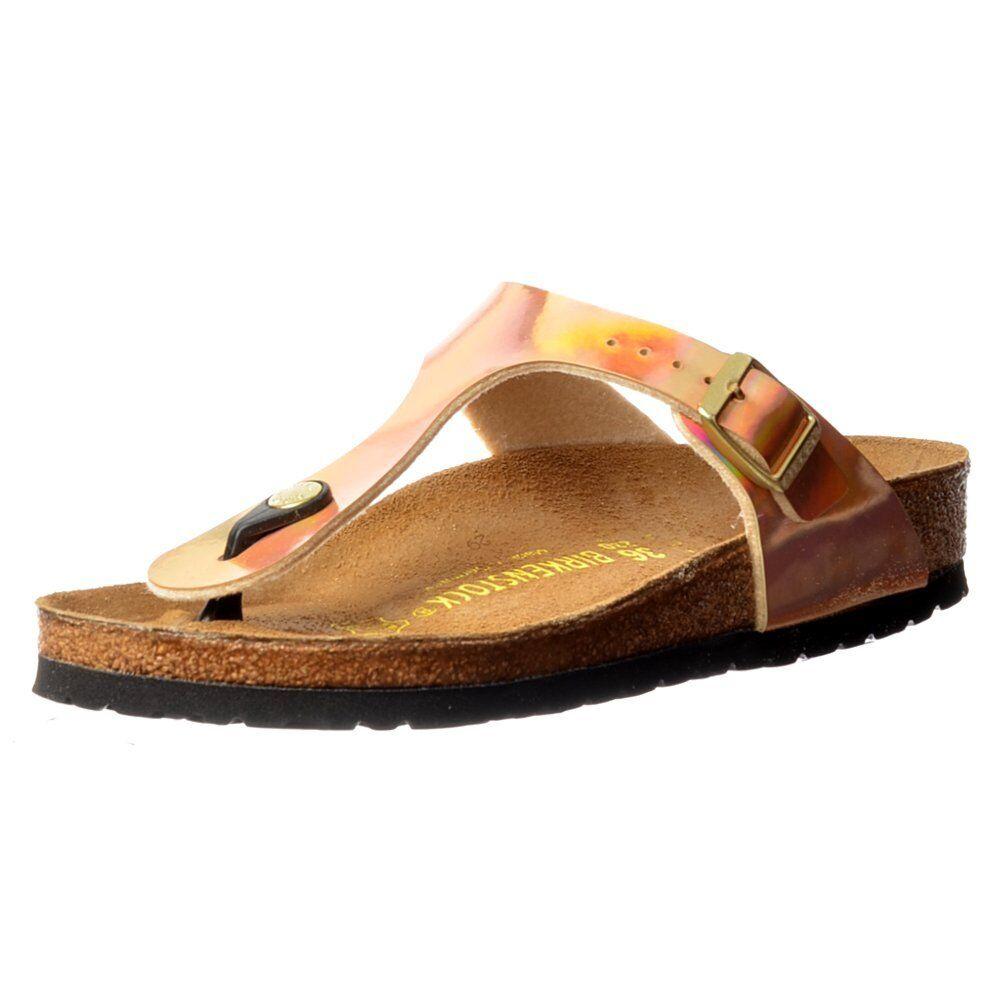 Birkenstock Classic Gizeh Thong BirkoFlor Buckled Toe Post Thong Gizeh Flip Flop Sandal 6d5e1c