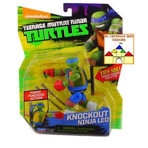 Tartarughe Ninja Personaggi Base 11 cm Teenage Mutant Ninja Turtles TMNT