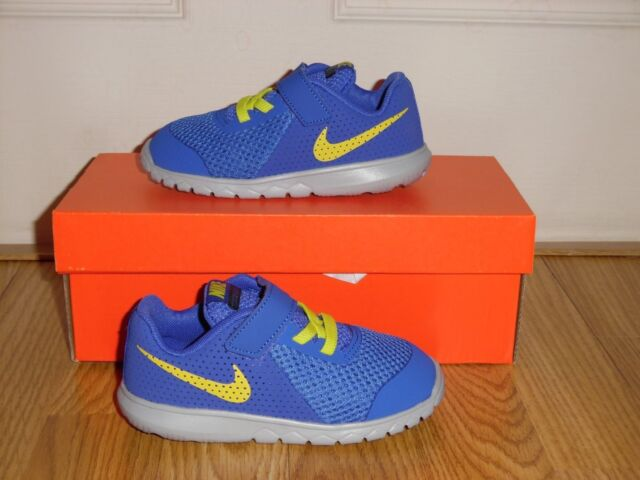 fdd411a564 NEW Nike Flex Experience 5 (TDV) shoes sneakers 844997 402 Size 6c 7c 10c