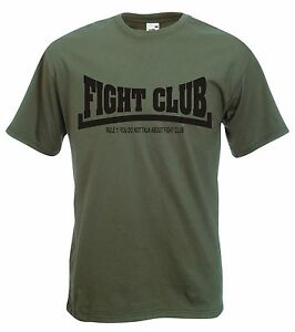 Fight-Club-034-manda-1-You-Do-Not-Hablar-Alrededor-034-Camiseta-PELiCULA-DE-CULTO