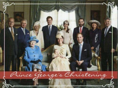 ~~~ ORGINAL~~~ POSTKARTE ~~~ Prinz George von Cambridge