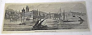 1878-magazine-engraving-ASUNCION-capital-of-The-Republic-of-Paraguay