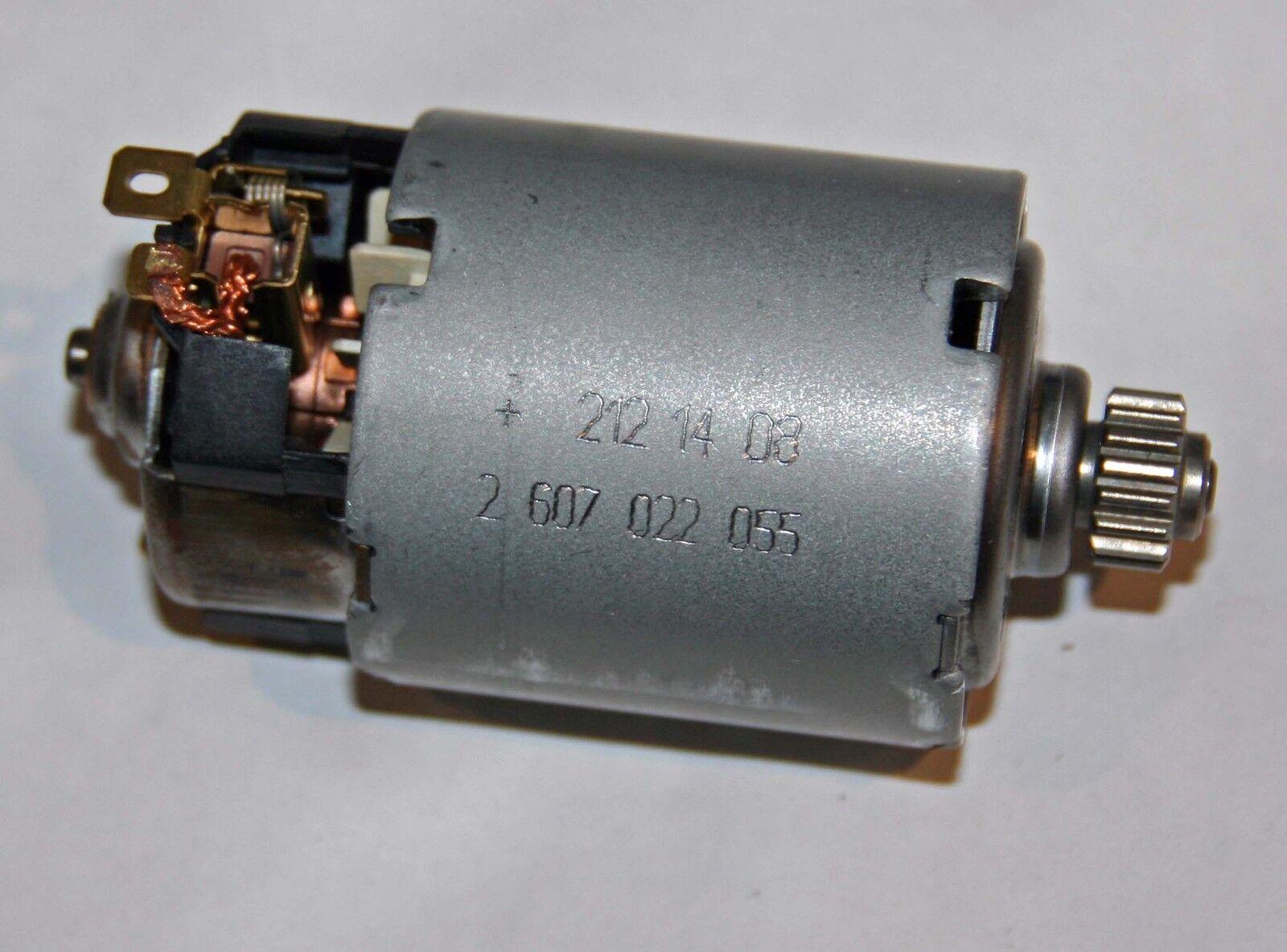 Motor Bosch GST 24 V  Gleichstrommotor 2607022879 (2607022055)