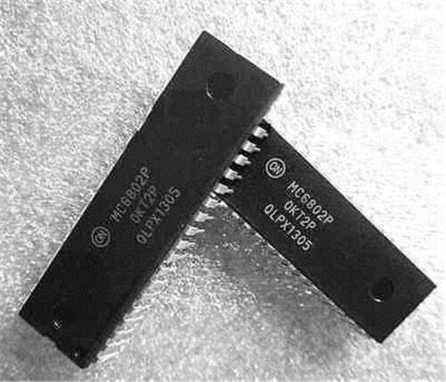 10 Stücke DIP40 MC6802P Motorola New Ic oc