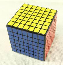 New Black 7x7x7 Magic Cube Puzzle 7x7 Speed Rare Twist Fancy Toy Game