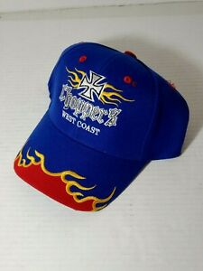 West-Coast-Chopper-Trucker-Baseball-Hat-Cap-Sun-Shade-Hook-Loop-Adjustable
