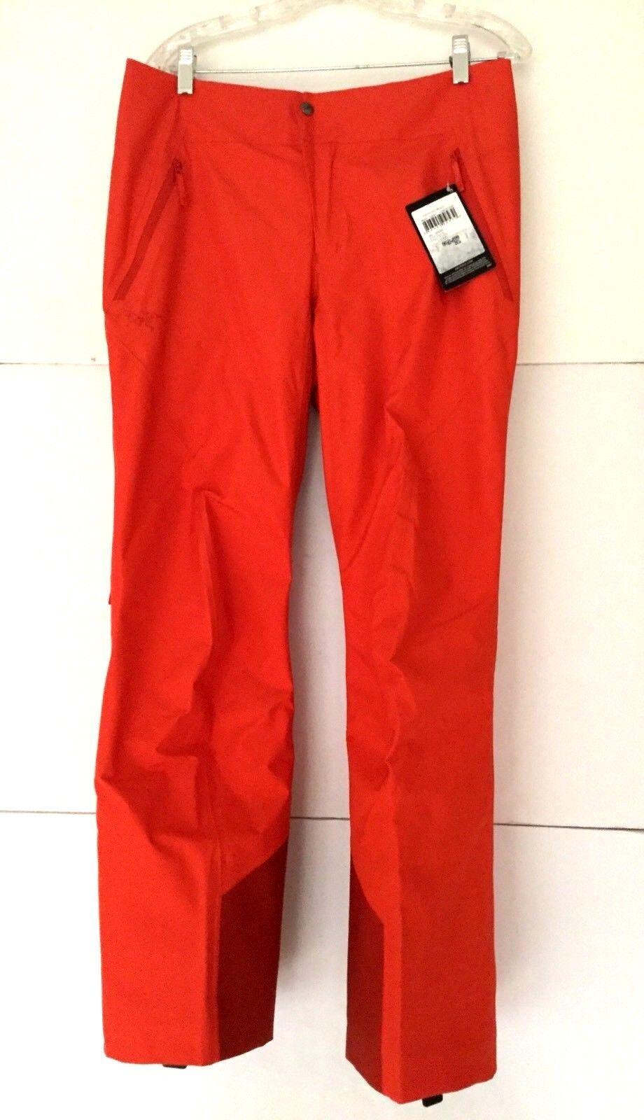 Arc'teryx Women's Kakeela insulated Ski  Pants Goretex Size 8 in Fiesta  we supply the best