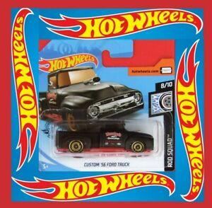 Hot-Wheels-2019-039-56-ford-Truck-227-250-neu-amp-ovp