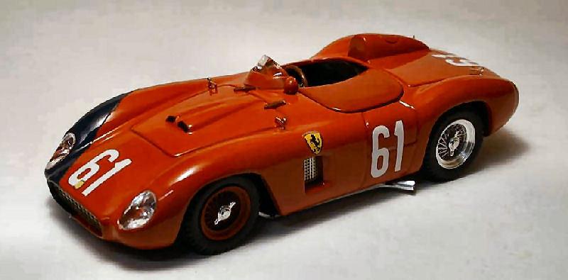 Ferrari 500 TR  61 Monza 1956 Cortese   Pinzero 1 43 Model 0093 ART-MODEL
