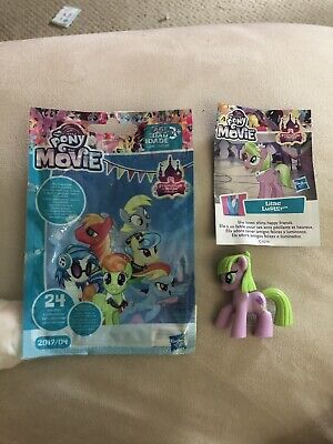 4 My Little Pony Fashem Mashem Unopened Blind Bags Series 3
