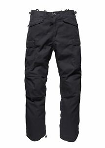 Pantalon Noir Combat Industries noir Vintage Ripstop M65 De wxBt6gYq