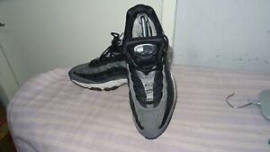 Nike-Air-Max-Men-039-s-Multi-Leather-Textile-Trainers-UK-8-EUR-42-5-Great-Condition