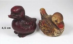Lot De Deux Canards En Céramique,collection, Vitrine,envoi Offert A1-18 6zekrqk3-08004128-334228335