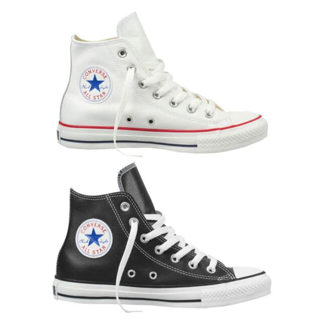 Converse Chuck Taylor All Star Hi herren-lederschuhe Zapatillas Hi-Top Zapatos