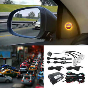 Car-Blind-Spot-Monitoring-Detection-System-Ultrasonic-Sensor-w-Reverse-Assist