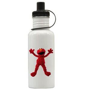 Personalized Sesame Street Elmo Water Bottle Gift